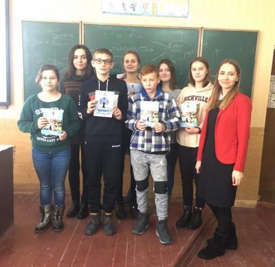 """Проведено лекції для  учнів Ужгородщини в рамках Всеукраїнської акції """"16 днів проти насильства"""""""